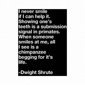 121 best The Of... Good Dwight Quotes