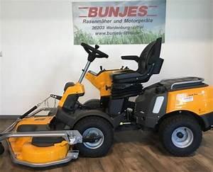 Rasenmäher Traktor Stiga : stiga park pro 540 ix bunjes littel aufsitzm her oldb ~ Jslefanu.com Haus und Dekorationen