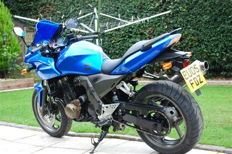 2005 Blue Kawasaki Zr Z 750 S Z750s K1h K1 Motorcycle