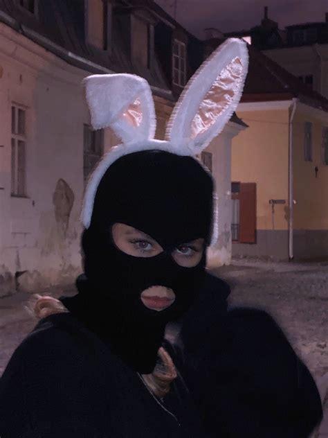 robbery masks tumblr
