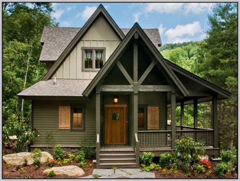 exterior paint color schemes for cottages page