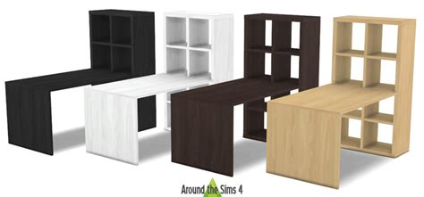 bureau expedit around the sims 4 custom content objects