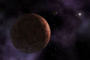 Extraordinary Apparition of Dwarf Planet Makemake Unveils ...