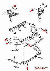 How To Remove Front And Rear Bumper Ford Focus 2  2004
