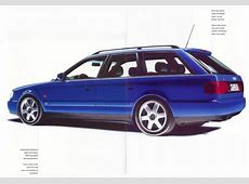 Audi S6 1997 Review, Amazing Pictures and Images – Look