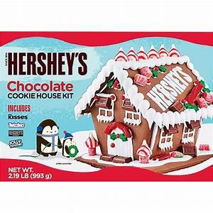 Hershey U0026 39 S Chocolate House Kit - Walmart Com