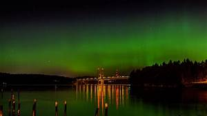 Photos: Northern Lights put on dazzling display over Puget ...