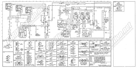 1970 Ford Truck F700 Wiring Diagram by 1974 F100 Duraspark Wiring Help Needed Ford Truck