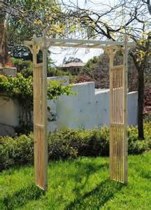 Outdoor Arbor by Best 25 Rustic Arbor Ideas On Rustic Wedding