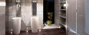 Ambiance Salle De Bain : cr er de l 39 ambiance avec l 39 clairage de votre salle de ~ Melissatoandfro.com Idées de Décoration