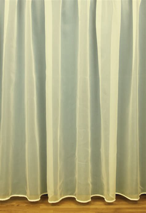 Voile Curtains by Macey Plain Voile Woodyatt Curtains