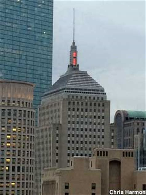 boston ma berkeley building weather beacon