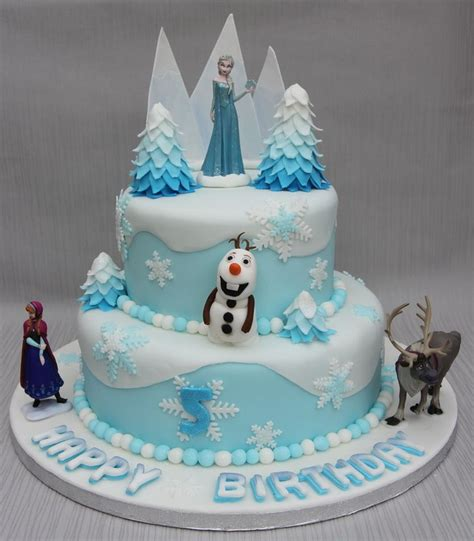frozen cake ideas dbadeeadacadc super