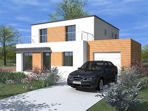 pin maison and belle wall hanging craft on pinterest With ordinary plan de belle maison 4 maison contemporaine modele
