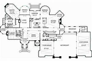 House, Plan, 4195-00001