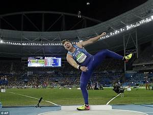 Team USA's Ryan Crouser wins shot put gold with record ...
