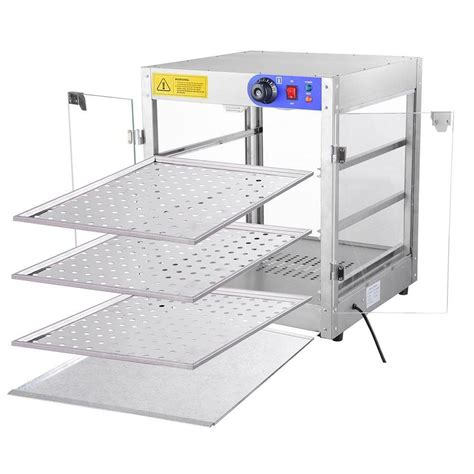 commercial cuisine 3 tier commercial food warmer koval inc