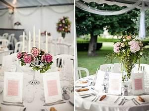 Deco Mariage Romantique : decoration mariage chic et romantique ~ Nature-et-papiers.com Idées de Décoration