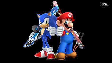 Mario Sonic Sochi 2014 Olympic Winter Games