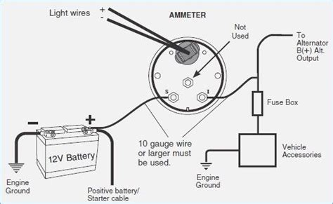 Autometer Fuel Wiring Diagram by Awesome Auto Meter Volt Wiring Diagram Electrical