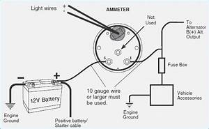 Auto Meter Fuel Wiring Diagram