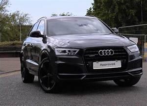Audi Q3 S Line Versions : used 2017 audi q3 black edition 2 0 tdi quattro 184 ps s tronic for sale in west midlands ~ Gottalentnigeria.com Avis de Voitures