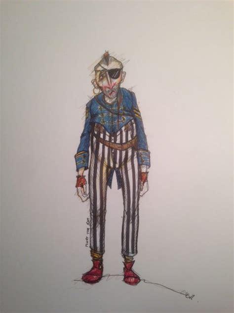 costume designs wendy peter pan royal shakespeare