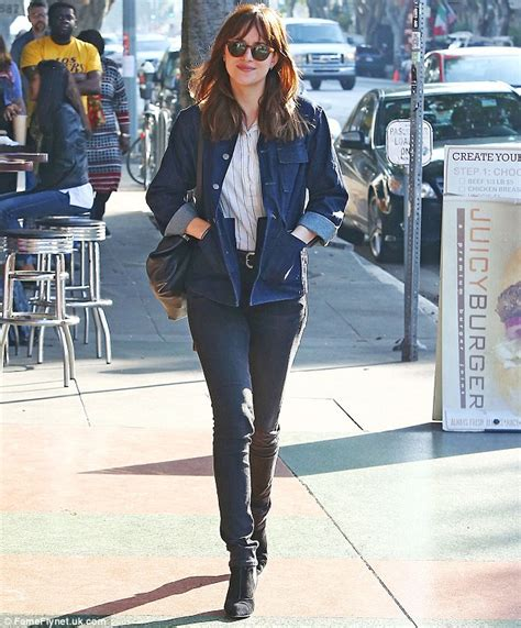 Dakota Johnson Street Style