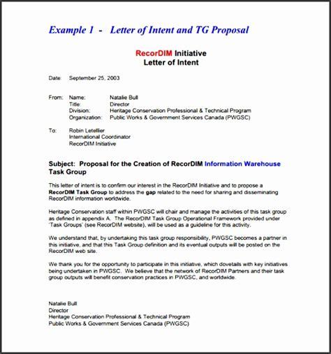 sample business proposal sample letter