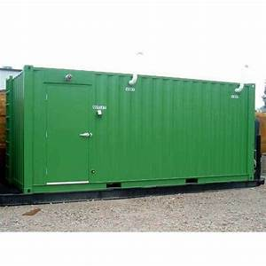 Manual Paper Mills Containerized Sewage Treatment Plant