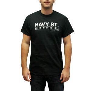 New Navy St T-Shirt Kingdom MMA Mixed Martial Arts T-Shirt ...