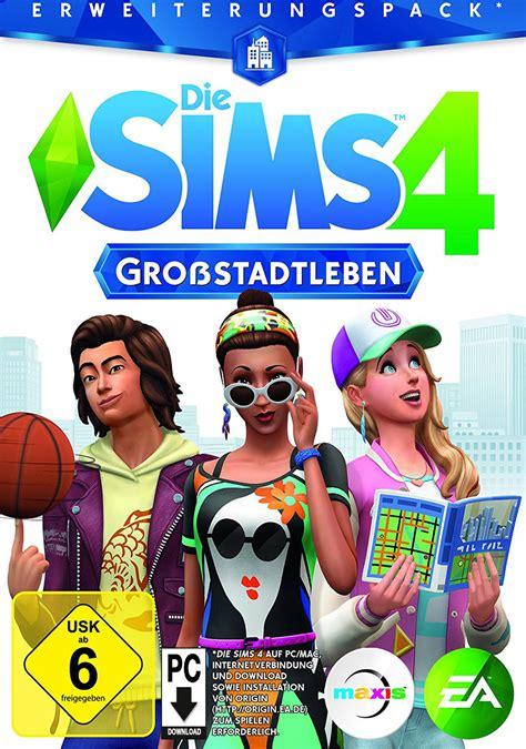 Die Sims 4 Großstadtleben Kaufen  Pc Key Zum Download