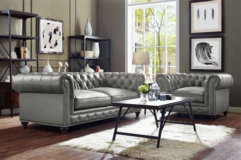 Grey Living Room Sets by Durango Rustic Grey Living Room Set From Tov Coleman