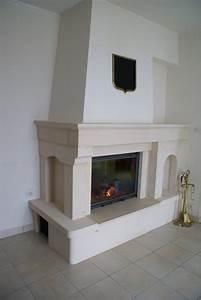 Moderniser Une Cheminée : cheminee artisanale niort cheminee sur mesure 79 ~ Zukunftsfamilie.com Idées de Décoration