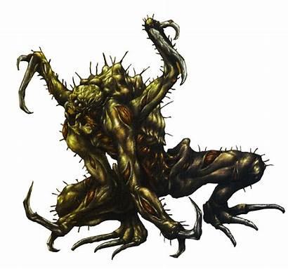 Deimos Drain Resident Evil Monsters Creatures Games