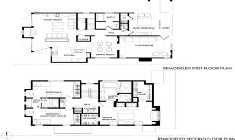 Not So Big House Floor Plans Really Big Houses, House