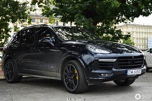 2017 Porsche Cayenne Turbo S : porsche 958 cayenne turbo s mkii 14 july 2017 autogespot ~ Maxctalentgroup.com Avis de Voitures