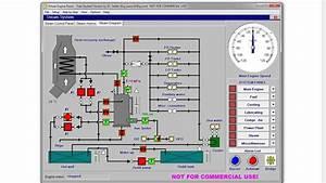 Virtual Engine Room  Ver  Main Engine Start