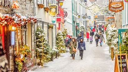 Quebec Christmas Canada Traditions Winter Champlain Petit