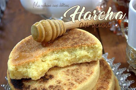 la cuisine au beurre harcha marocaine au yaourt et fleur d 39 oranger recettes faciles recettes rapides de djouza