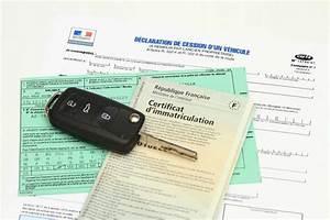 Document Pour Vente De Voiture : une carte grise barre avec la mention vendu en letat a une valeur juridique ~ Gottalentnigeria.com Avis de Voitures