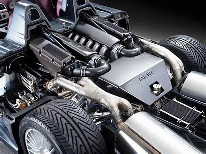 Gtr Clk Mercedes Amg Benz Engine Roadster
