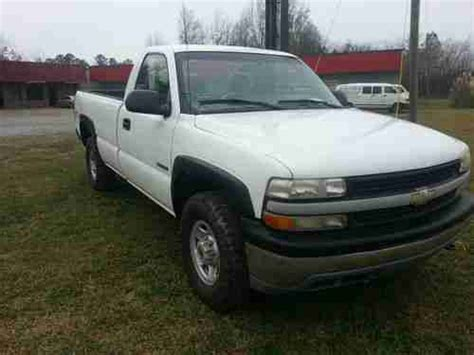 auto air conditioning repair 2000 chevrolet 2500 user handbook sell used 2000 chevrolet silverado 2500 hd ld 4x4 only 118k miles 4wd 6 0l no reserve in