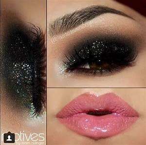 Best 25+ Glitter eye makeup ideas on Pinterest | Gold ...