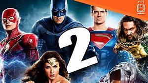 Justice League 2 is Dead - YouTube