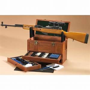 63 - Pc  Gun Cleaning Kit