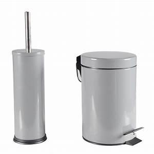 Wc Bürste Set : wc garnitur badezimmer set m lleimer wc b rste treteimer toilettenb rste b rste ~ Whattoseeinmadrid.com Haus und Dekorationen