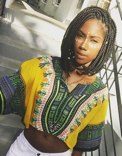 pixie bob braids  black women  natural hairstyles