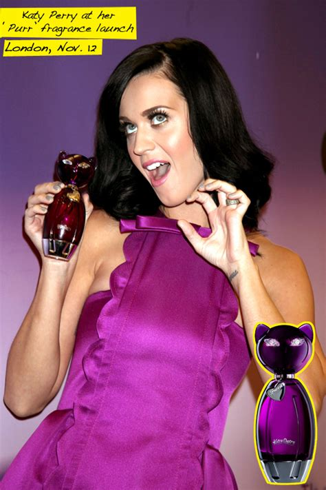 katy Perry S Purr Fect New Fragrance Is Here Will It Keep Things Hot With Russell Hollywood Life