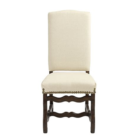 capistrano upholstered dining chair ballard designs